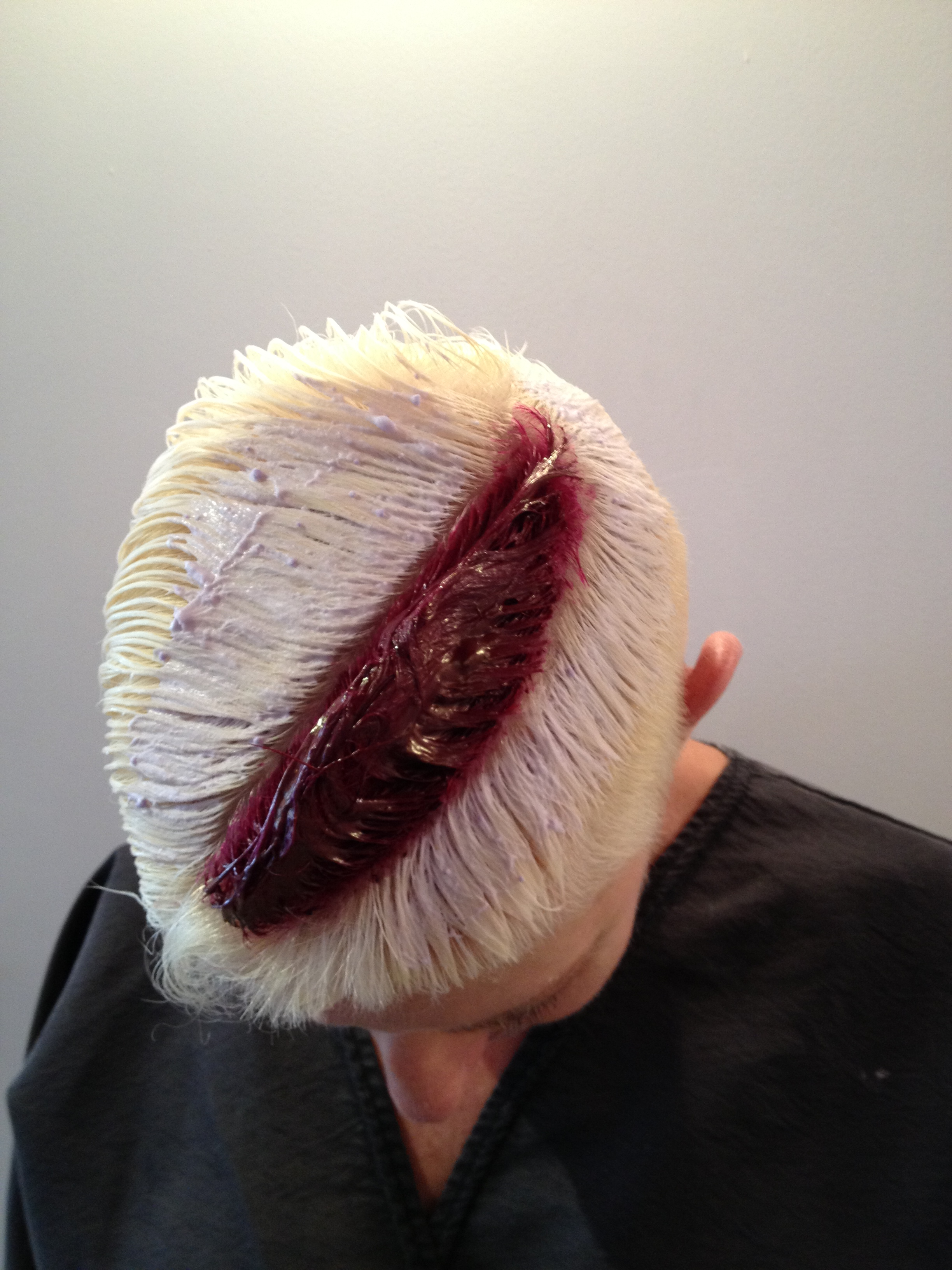 A Pop Of Pink Hair For Spring By David Barron Atlanta S