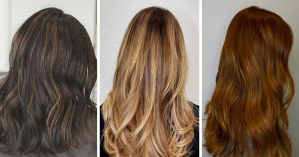Change Your Haircolor for Fall