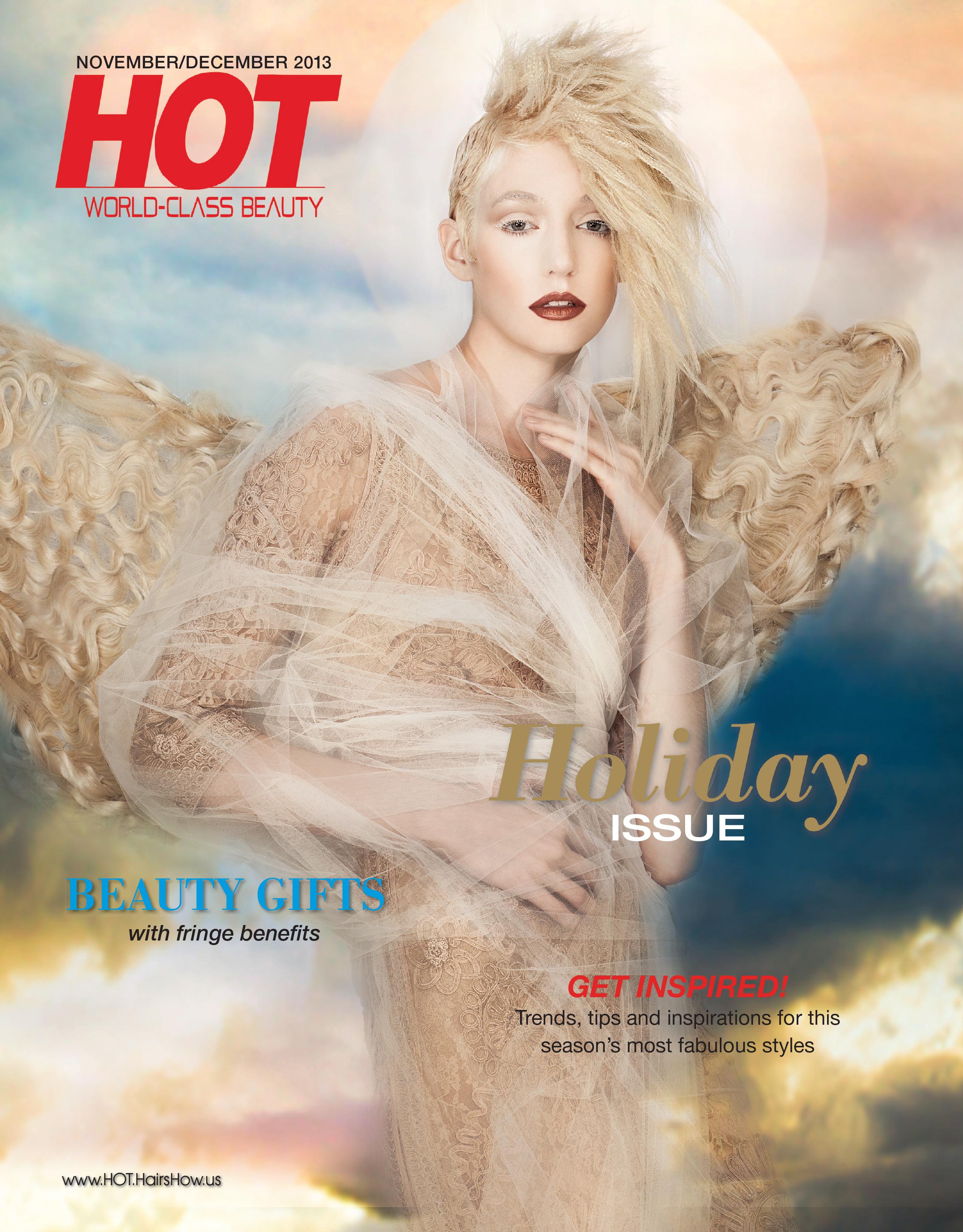 David Barron Featured in Hot! Magazine - Atlanta Hair ...