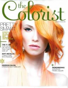 Colorist - Magazine Cover