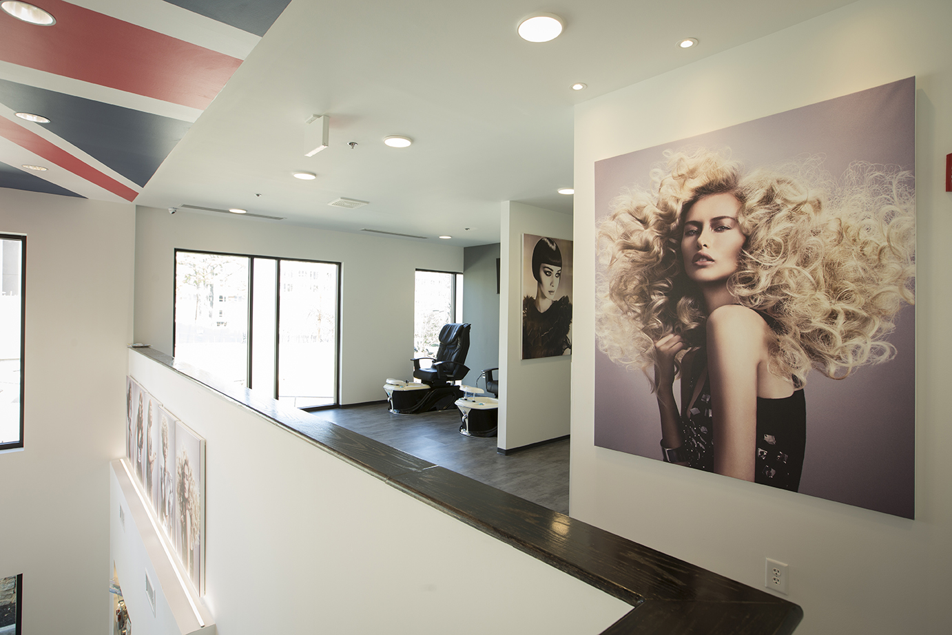 Inside our salon of top Atlanta hairstylists