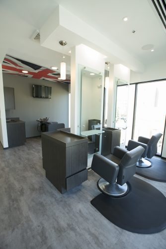 Top Atlanta Hairstylists Salon seats