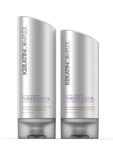 keratin complex timeless shampoo & conditioner