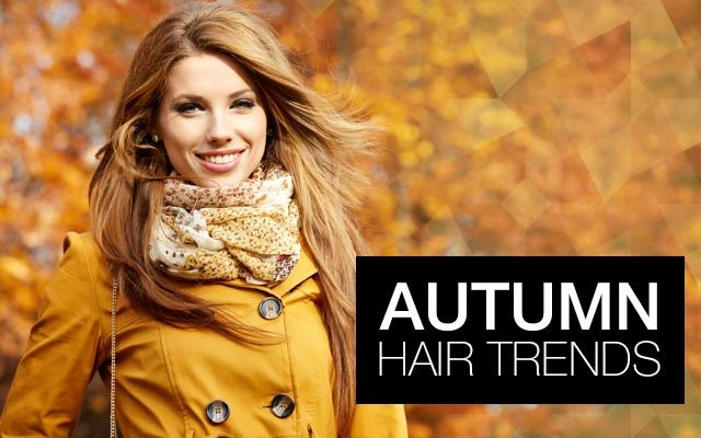 Autumn Hair Trends