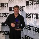 2015 Irish Best of International Winner
