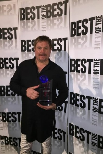 2015 Irish Best of International Winner
