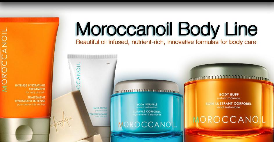 moroccanoil body line