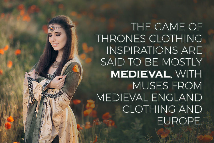 Game of thrones inspiration