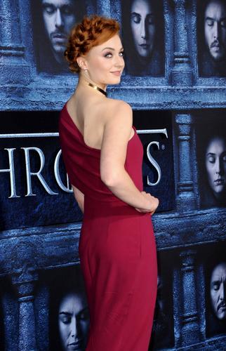 Sansa Stark Hair Modeling