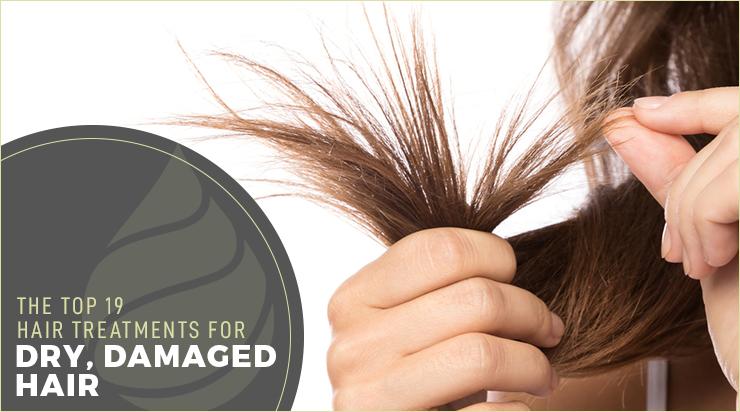 hair treatments dry damaged hair