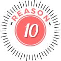 reason number divider 10