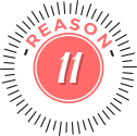 reason number divider 11