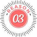 reason number divider 3