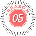 reason number divider 5