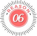 reason number divider 6