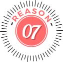 reason number divider 7