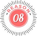 reason number divider 8