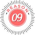 reason number divider 9