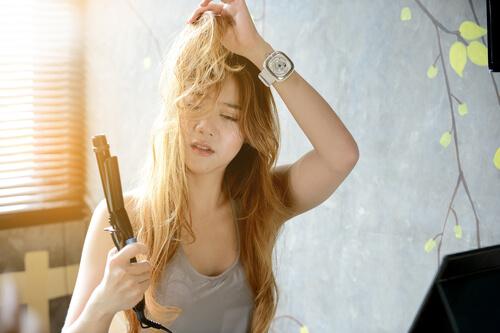 Atlanta Hair Salon - Hair Straightener Treatments