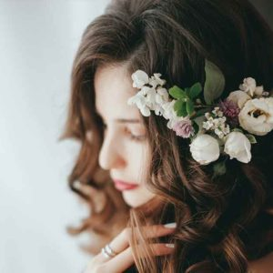 Bridal Hair Tips from David Barron at BLS in Buckhead