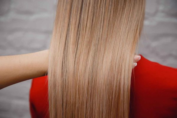 Permanent Hair Straightening Treatments