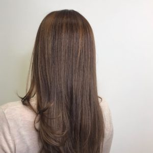 Caramel Balayage Hair Color Buckhead Atlanta