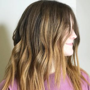Balayage by Ryan at Barron's London Salon in Buckhead
