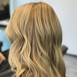 Balayage Handpainted Highlights