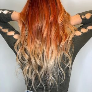 Fiery Babylights Atlanta Balayage Experts