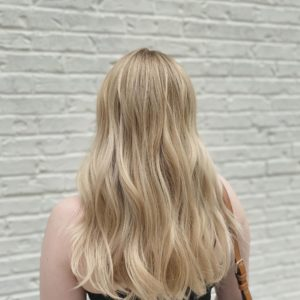 Atlanta Hair Salon summer Blonde Color Highlights