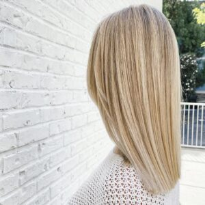 Buckhead loves blondes - precision haircut and color by Ryan