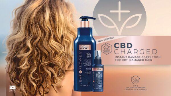 CBD 3-in-1 Molecular Mender Treatments