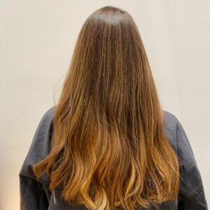 Brunette / Auburn Hair